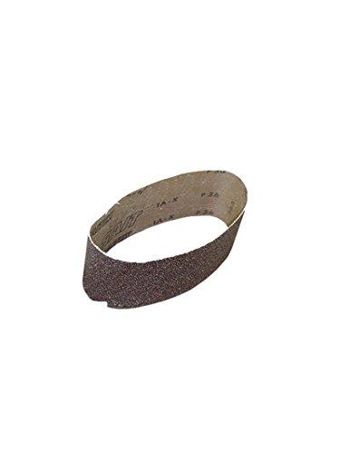 Sait 57208 3 Inch X 21 Inch 150 Grit Belt Sander Sanding BeltSold By 2 Pack