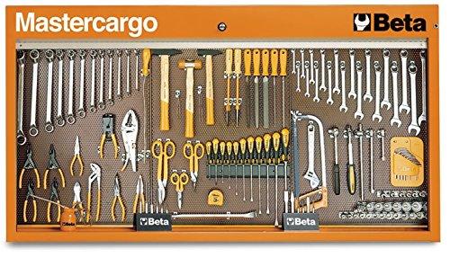 Beta C57P O Panel Toolholder Mastercargo Orange Color Empty