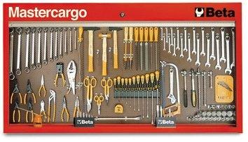 Beta C57P R Panel Toolholder Mastercargo Red