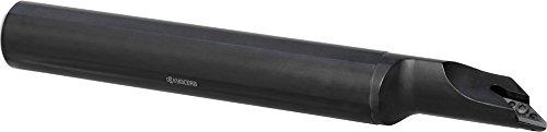 Kyocera S08M-SVJBR2 Steel Boring Bar 062in Minimum Bore Diameter 6in OAL SSVJB Toolholder Style Right Hand Screw Holding 52 Degrees Lead Angle