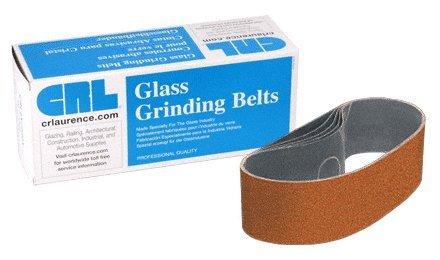 CRL 3 x 18 Cork Polishing Belt - Pack of 5