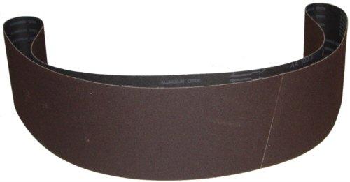 Magnate K4X80S3 4 x 80 Sanding Belt - 36 Grit X Weight 1 BeltsPkg Resin Bond Cloth Backings