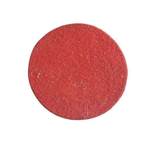 JRL 6 Polishing Buffing Grinding Wheel Wool Felt Polisher Disc Pad 150mm
