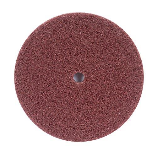 Merit Abrasives 481-08834167735 High Strength Buffing Disc 6 x 05 AH Fine