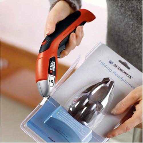 Black Decker SZ360 36-Volt NiCad Cordless Power Scissors
