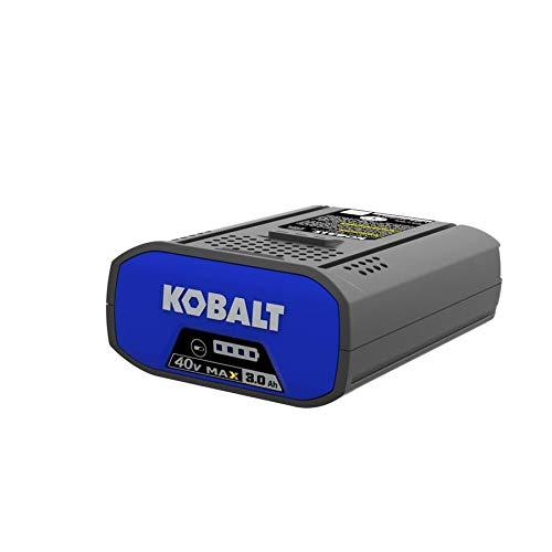 Kobalt 40-Volt 30AH Amp Hours Rechargeable Lithium Ion Li-ion Cordless Power Equipment Battery 3AH