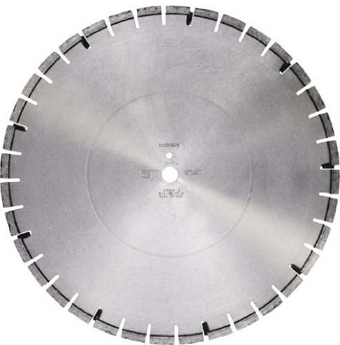 Hilti DS-BF SoftMedium Asphalt Floor Saw Blades - 20 x 125 x 1 Arbor - 35-55 HP - 421403