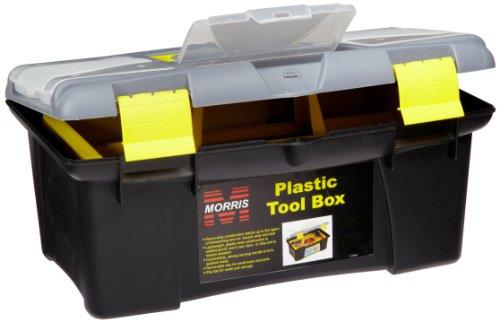 Morris Products 53412 Plastic Tool Box 16 x 10 x 72 Size
