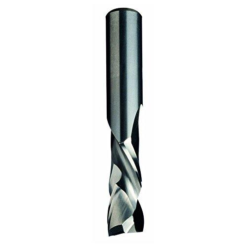CMT 19051511 Solid Carbide UpDowncut Spiral Mortising Bit 12-Inch