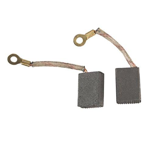Cayken SCY-1520-2BS Motor Brush Set 110V fits Handheld 2-Gear Core Drill Rig
