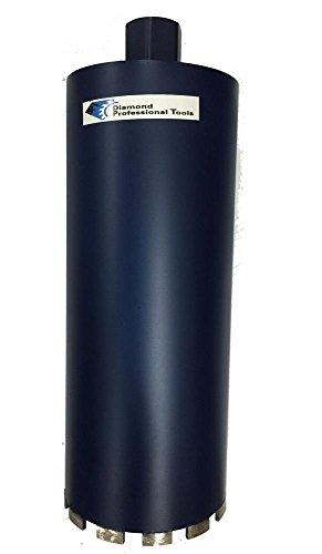DPT 5-Inch Wet Diamond Core Drill Bit Hole Saw for Concrete and Asphalt Super Plus Quality 5 Diameter x 17 Length