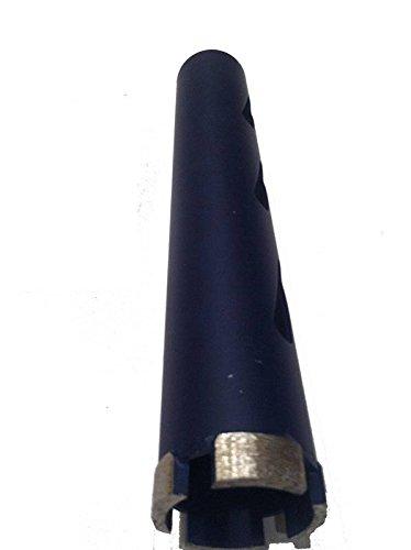DPT 1-34-Inch Laser Welded Dry Diamond Core Drill Bit Hole Saw for Concrete and Asphalt 1-34 Diameter x 11 Length