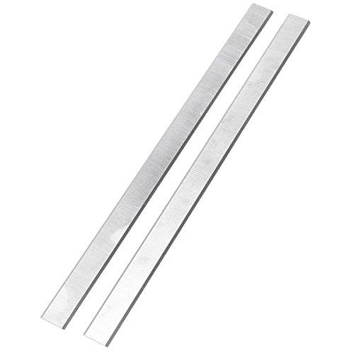 2Pcs 12 Inch Planer Blades Knives For Delta 22-540 High Speed Steel Planer Blades - Power Tool Parts Saw Blades - 2 x Planer blades