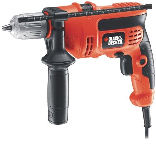 Black Decker DR670 60-Amp 12-Inch Hammer Drill