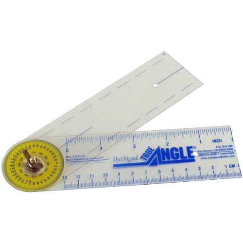 Quint Measuring Systems 106 The Original True Angle Precision Tool 6-Inch