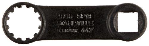 Stahlwille 447ASP-18 Steel Spline Drive Adaptor 916 Diameter 508mm Length19mm Width11mm Height Spline Size 18