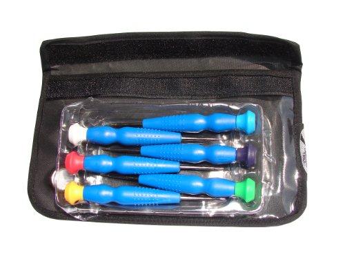 Silverhill Tools ATKTR4 Triangle Screwdriver Set 4-Piece