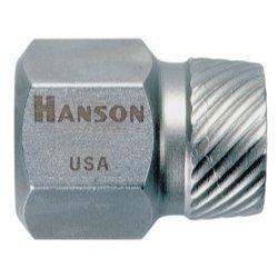 Hanson - Hex Head Multi-Spline Screw Extractor - 14 by Hanson