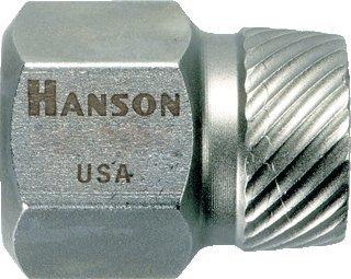 Hex Head Multi-Spline Screw Extractor 516 Inch-2pack