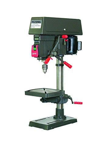Palmgren 12 16- Speed Bench step pulley drill press