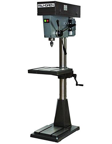 Palmgren 20 12-Speed Floor step pulley drill press