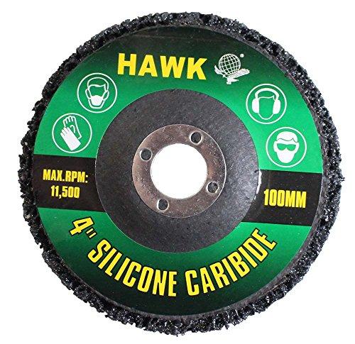 4 SILICON CARBIDE DISC