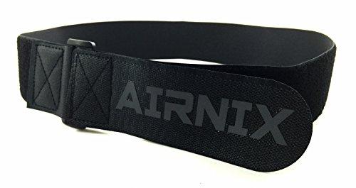 AIRNIX 4 Pack 36 x 2 Reusable Buckle Cable Tie Down Cinch Strap Hook Loop