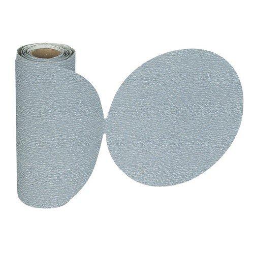 6 in 220 Grit PSA Sanding Discs 50 Pc