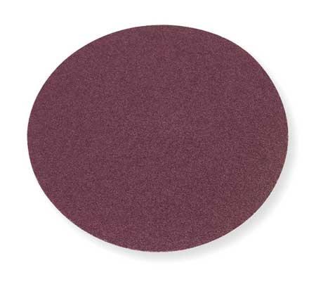 PSA Sanding Disc ZircAlO Cloth 12in 80G