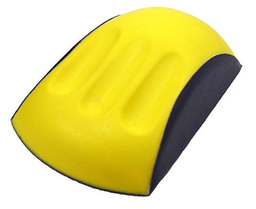 Sungold Abrasives 98863 Ergonomic Sanding Block for 5 PSA Sanding Discs
