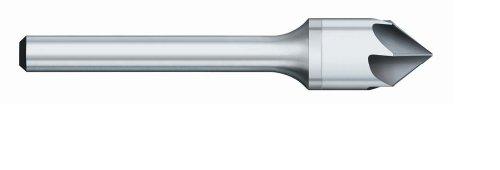 34 7500 DIA Carbide Countersink  Six Flute  90 Degree