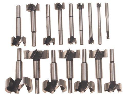 Forstner Drill Bit Set-16pc