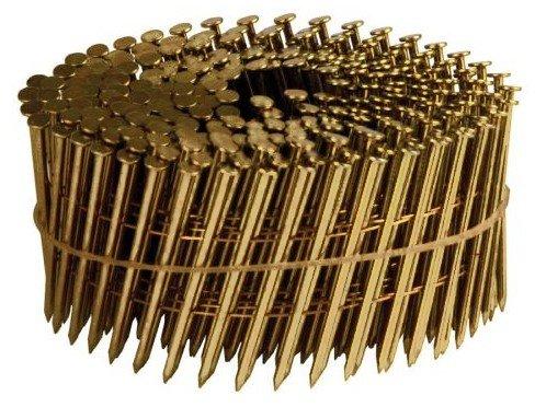 Hitachi 13339 2-14-Inch x 092 Smooth Electro Galvanized Coil Nail