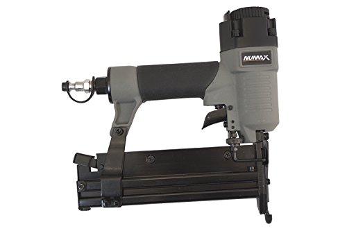 NuMax S2-118G2 18-Gauge 2 In 1 Brad Nailer and Stapler