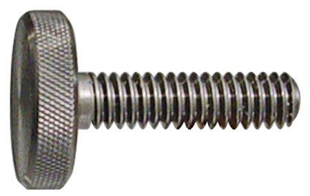 NC-170 Nylon Knurled Thumb Screw 14-20 Thd 1 Long