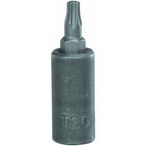 Best Way Tools - T20 Torx Bit Socket