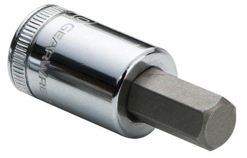 GearWrench 80660 12-Inch Drive Hex Bit Socket 10mm