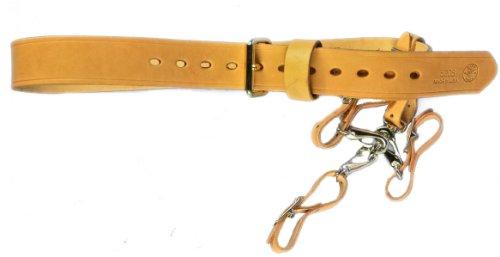 Klein Tools 5208 Waist Belt Supporter for Linemans Body Belt