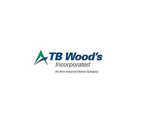 2400-8M-12W 8MM QT POWER CHAIN BELT TB WOODS FACTORY NEW