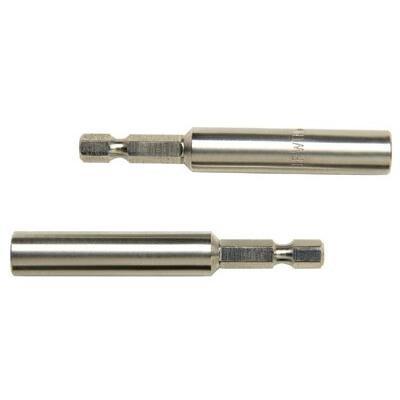 14 Hex Shank Bit Holders - turned- magnetic