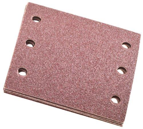 Woodstock D4013 320 Grit Hook and Loop Sandpaper for D3736 Sander 320 Grit  5-Pack
