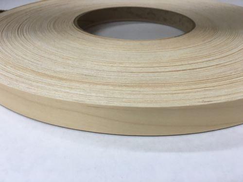Birch Prefinished peel and stick 1316x100 wood veneer edge banding 3m PSA