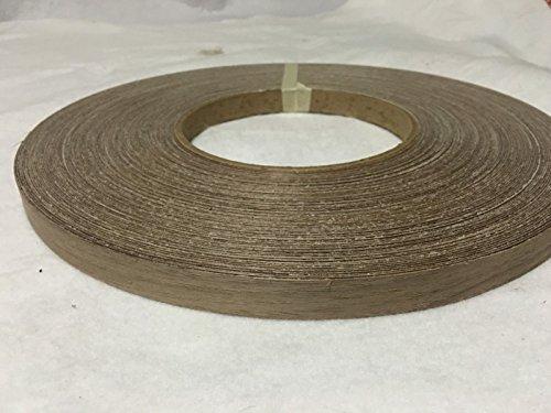 Black Walnut with Hot Melt Adhesive 34x50 wood veneer edge banding