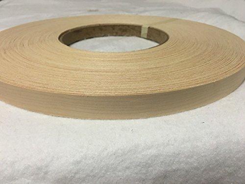 Maple pre glued 3x50 Wood Veneer edge banding