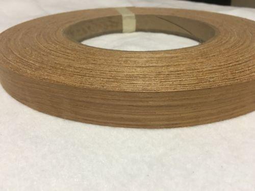 Teak pre glued 1516x25 Wood Veneer edge banding