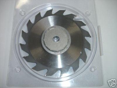 Irwin 7 Adjustable Dado Set 16 T Carbide UNMARKED