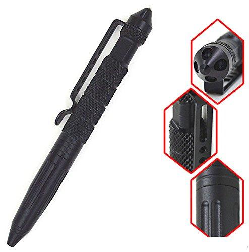 BleuMoo Tactical Pen Window Glass Breaker Security Emergency Outdoor Survival Tool