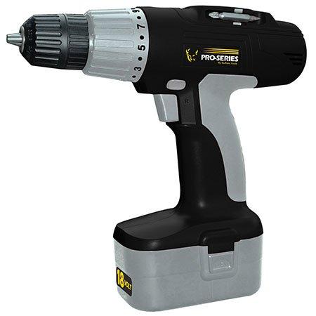 Buffalo Tools PS07215 18 Volt Cordless Drill