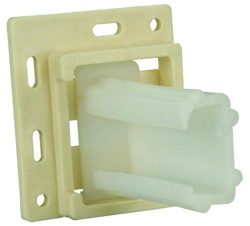 JR Products 70725 Small C-Shaped Drawer Slide Socket Set