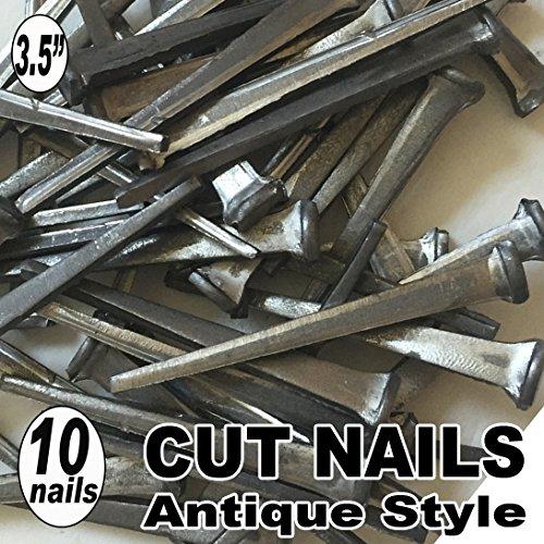 10 35 COMMON CUT Nails-Antique Style -16d